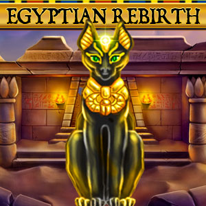 Слот Egyptian Rebirth