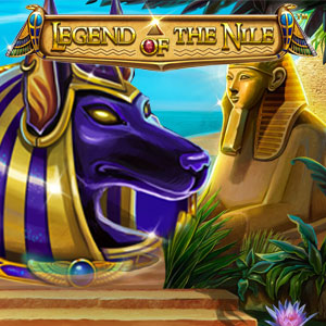 Слот Legend of the Nile