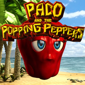 Слот Paco and the Popping Peppers
