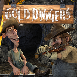 Слот Gold Diggers