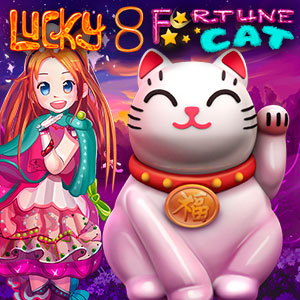 Слот Lucky 8 Fortune Cat