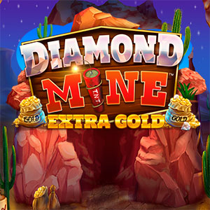 Слот Diamond Mine: Extra Gold