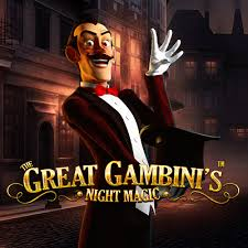 Слот Great Gambinis Night Magic