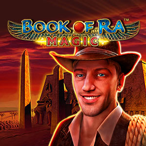 Слот Book of Ra Magic