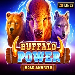 Слот Buffalo Power