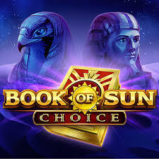 Слот Book of Sun Choice