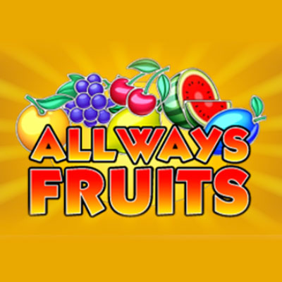 Слот Allways Fruits
