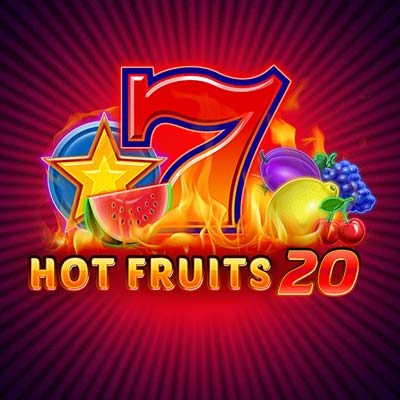 Слот Hot Fruits 20