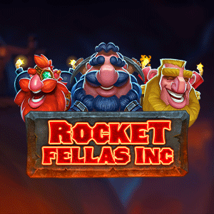 Слот Rocket Fellas Inc