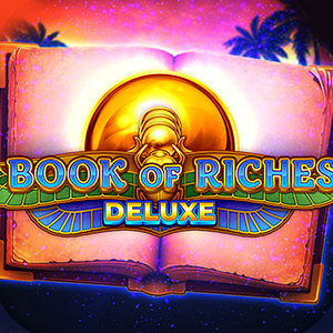 Слот Book Of Riches Deluxe