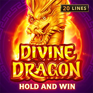 Слот Divine Dragon: Hold and Win