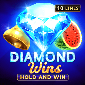 Слот Diamond Wins Hold and Win