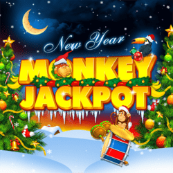 Слот New Year Monkey Jackpot