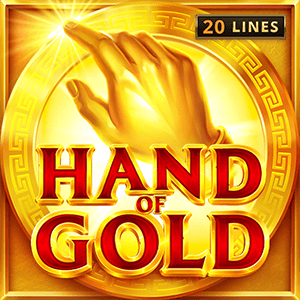 Слот Hand of Gold