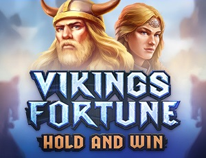 Слот Viking Fortune: Hold and Win